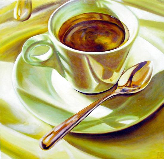 Artmotiv - koffiekopje 2