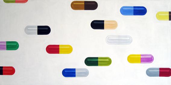 Artmotiv - pillen 2