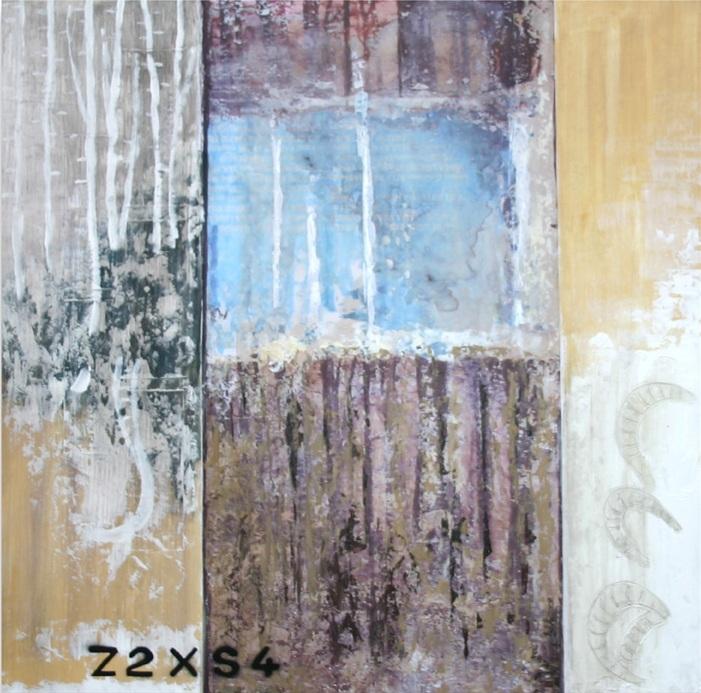Artmotic - Forrest III - Rossick (100 x 100 cm)